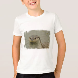 Giant River Otter Youth T-Shirt