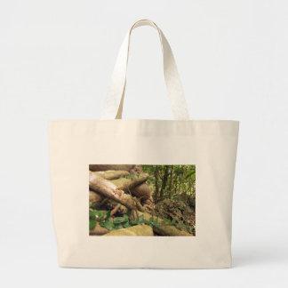 Giant root trees from Zanzibar island Jumbo Tote Bag