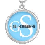 Giant Schnauzer Breed Monogram