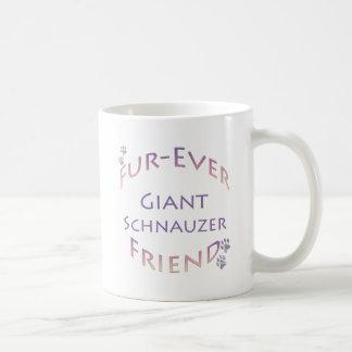 Giant Schnauzer Furever Coffee Mug
