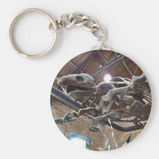 Giant Sea Turtle Archelon Keychain