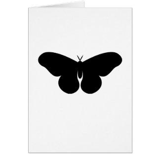 Giant Silkworm Moth Greeting Card