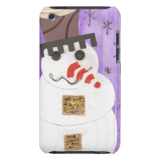Giant Snowman 4th Generation I-Pod Touch iPod Case-Mate Case