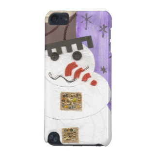 Giant Snowman 5th Generation I-Pod Touch Case