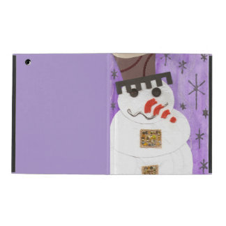 Giant Snowman I-Pad 2/3/4 Case iPad Covers