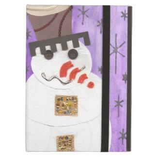 Giant Snowman I-Pad Air Case iPad Air Cases