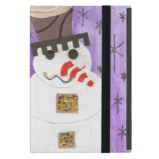 Giant Snowman I-Pad Mini Case iPad Mini Case