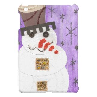 Giant Snowman I-Pad Mini Case iPad Mini Cover