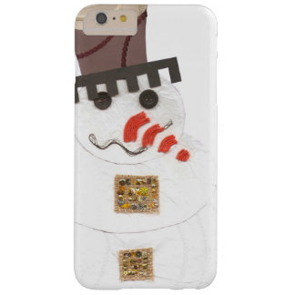 Giant Snowman I-Phone 6 Plus Case