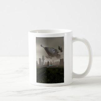 Giant Spacecraft Arrival 2 Mug