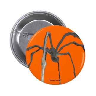 Giant Spider - Tokyo (Badge) 6 Cm Round Badge