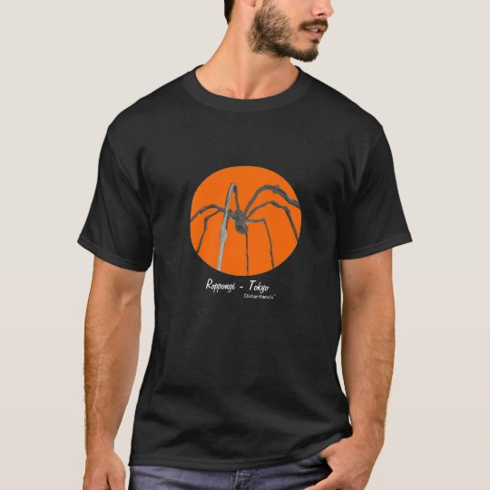 Giant Spider - Tokyo T-Shirt