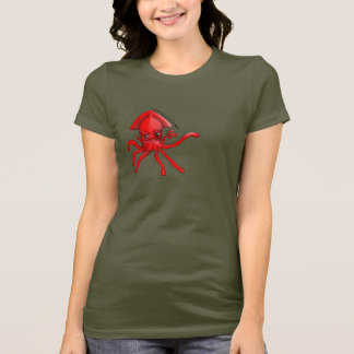 Giant squid of anger T-Shirt