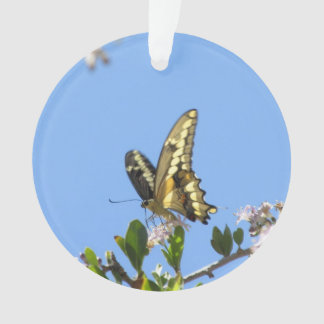 Giant Swallowtail Butterfly Ornament