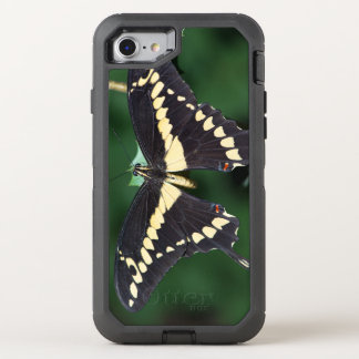 Giant Swallowtail Butterfly OtterBox Defender iPhone 7 Case