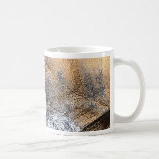 GIANT TORTOISE SHELL COFFEE MUG