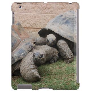 giant tortoises iPad case