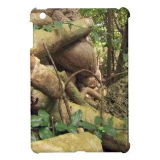 Giant Tree Roots Trip to Zanzibar Island Reefs Fun iPad Mini Cover