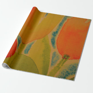 Giant Tulip Wrapping Paper