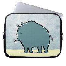 giant woolly tapir computer sleeves