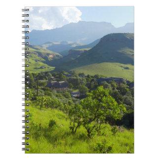 Giant's Castle, Ukhahlamba / Drakensberg Park Notebooks