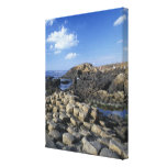 Giants Causeway, County Antrim, Northern Gallery Wrapped Canvas