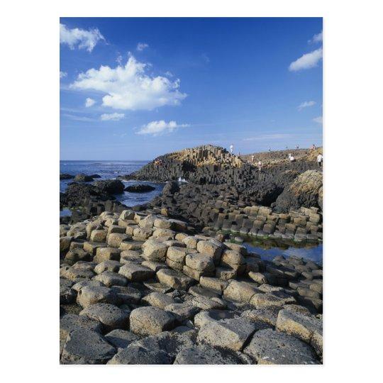 Giants Causeway, County Antrim, Northern Postcard