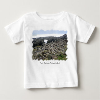 Giants Causeway Northern Ireland Baby T-Shirt