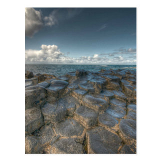 Giant's Causeway, Northern Ireland Postcard