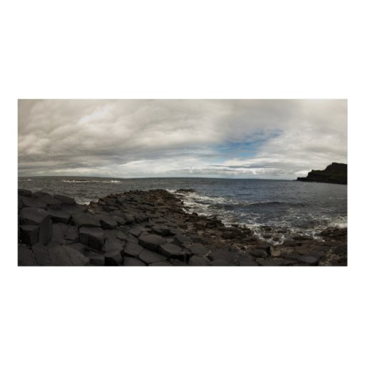 Giant's Causeway Poster