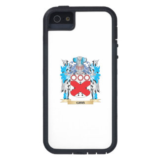 Gibb Coat of Arms - Family Crest iPhone 5 Cover