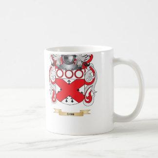 Gibb Coat of Arms (Family Crest) Coffee Mug
