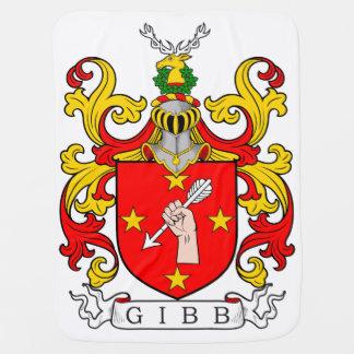 Gibb Coat of Arms (Scottish) Pramblanket