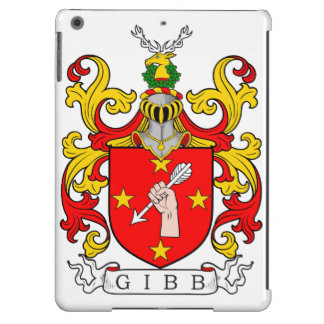Gibb Coat of Arms (Scottish) iPad Air Cover