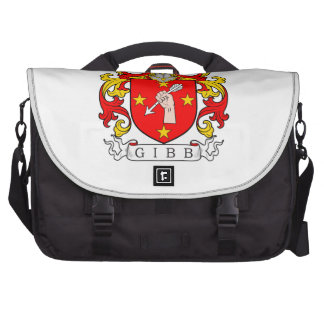 Gibb Coat of Arms (Scottish) Bag For Laptop