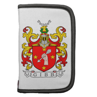 Gibb Coat of Arms (Scottish) Planners