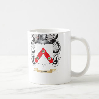 Gibbe Coat of Arms (Family Crest) Coffee Mug