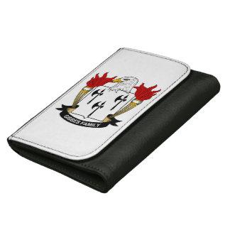 Gibbes Family Crest Women's Wallet