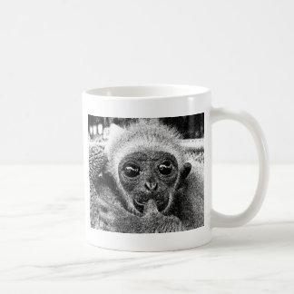 Gibbon Baby Coffee Mug