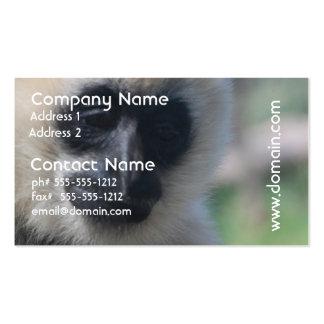 Gibbon Business Card
