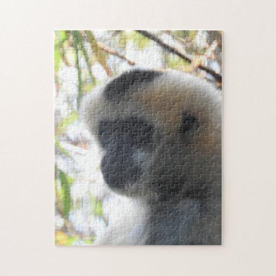 Gibbon Jigsaw Puzzle