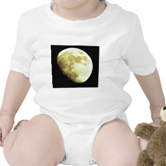 Gibbous Moon Dark background Tshirts