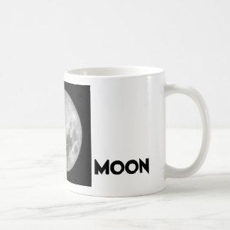 Gibbous Moon Mug