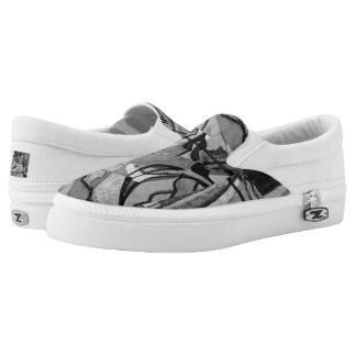 Gibbous Slip-On Shoes