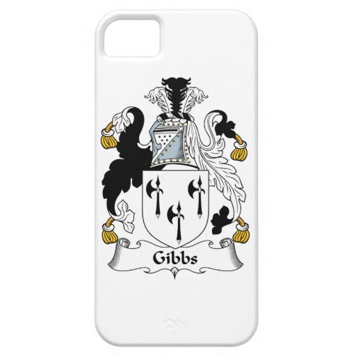 Gibbs Family Crest iPhone 5 Cover