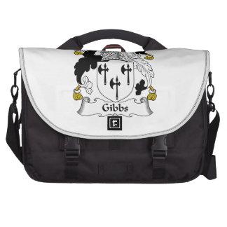 Gibbs Family Crest Computer Bag