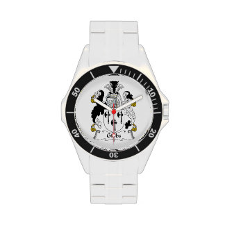 Gibbs Family Crest Watches