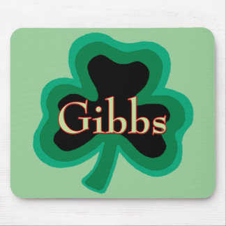 Gibbs Family Mouse Pad