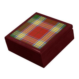 Gibbs/Gibson Tartan Gift Box