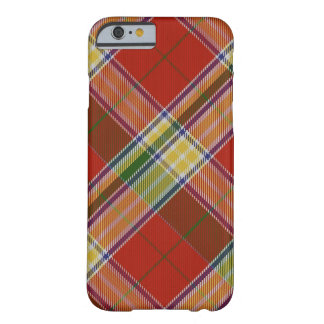 Gibbs/Gibson Tartan iPhone 6/6S Barely There Barely There iPhone 6 Case